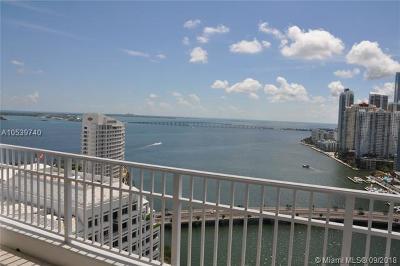 Miami Condo For Sale: 701 Brickell Key Blvd. #PH-01