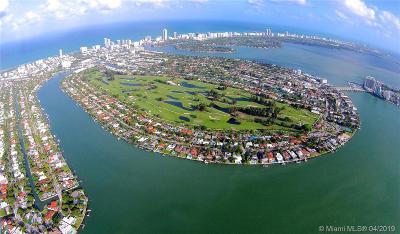 Miami Beach Single Family Home For Sale: 1368 Normandy Drive