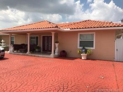 Miami Single Family Home For Sale: 4900 SW 101st Ave
