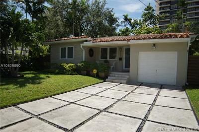 Miami Single Family Home For Sale: 820 NE 70th St