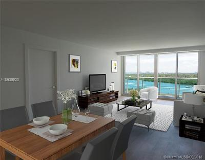 Sunny Isles Beach Condo For Sale: 100 Bayview Dr #1521