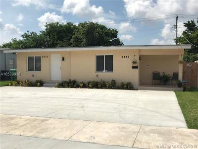 Miami Multi Family Home For Sale: 9370-9372 SW 36th St