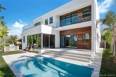 Miami Beach Single Family Home For Sale: 4530 Alton Rd