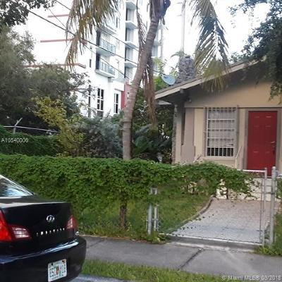 Miami Single Family Home For Sale: 1247 NW 9th Ave