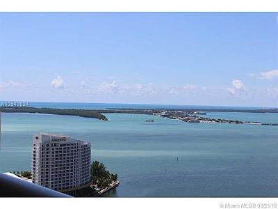 Miami Condo For Sale: 495 Brickell Ave #3411