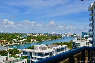 Miami Beach Condo For Sale: 6039 Collins Ave #1232