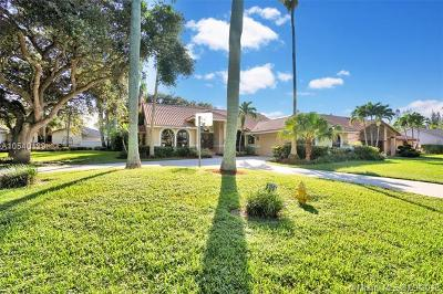 Coral Springs Single Family Home For Sale: 8122 NW 53rd Ct