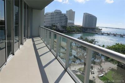Miami Condo For Sale: 495 Brickell Ave #703