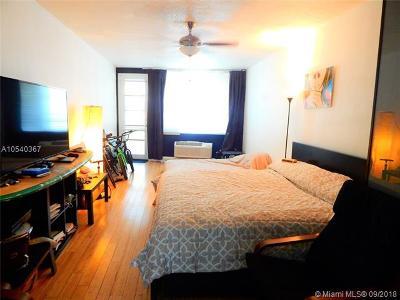 Miami Beach Condo For Sale: 300 74th St #9