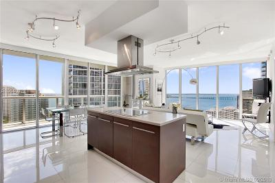 Miami Condo For Sale: 485 Brickell Ave #3310