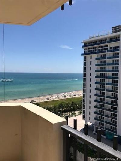 Miami Beach Condo For Sale: 2401 Collins Ave #1504