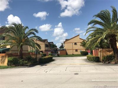Miami Condo For Sale: 11795 SW 18th St #9-31