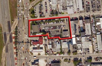Miami Commercial For Sale: 2875 NW 42nd Ave