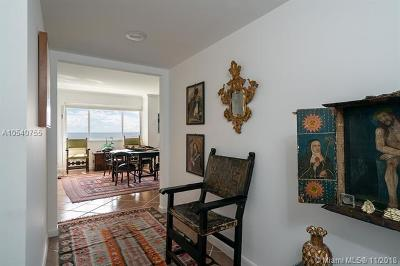 Key Biscayne Condo For Sale: 650 Ocean Dr #9C