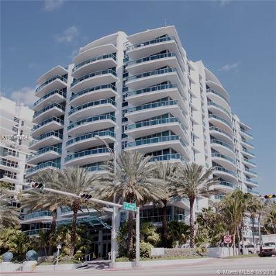 Surfside Condo For Sale: 9401 Collins Avenue #1002