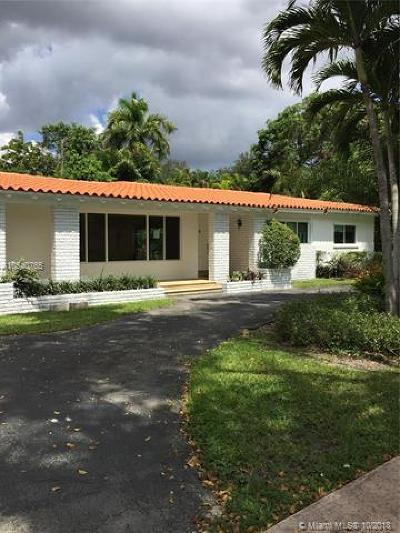 Coral Gables Rental For Rent: 1549 Catalonia Av