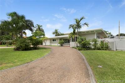 Fort Lauderdale Single Family Home For Sale: 2617 NE 22nd St