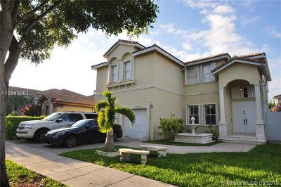 Doral Single Family Home For Sale: 11260 NW 48 Terrace
