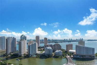 Miami Condo For Sale: 950 Brickell Bay Dr. #3610