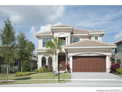 Broward County Single Family Home For Sale: 10355 Cameilla St
