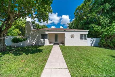 Coral Gables Single Family Home For Sale: 343 Menores Avenue