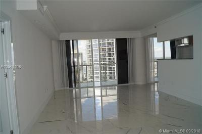 Aventura Condo For Sale: 4000 Island Blvd #2403