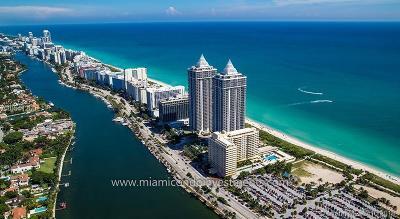 Miami Beach Condo For Sale: 4779 Collins Ave #2706
