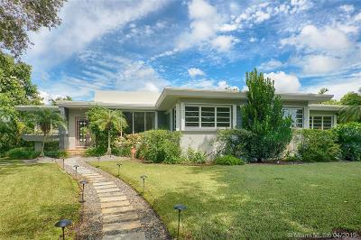 Miami Shores Single Family Home For Sale: 575 Grand Concourse
