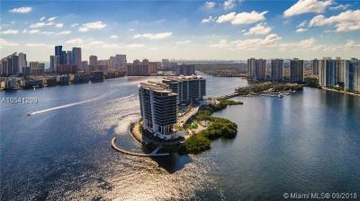 Aventura Condo For Sale: 5500 Island Estate #805N