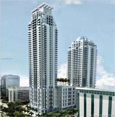 Miami Condo For Sale: 1050 Brickell Ave #2514