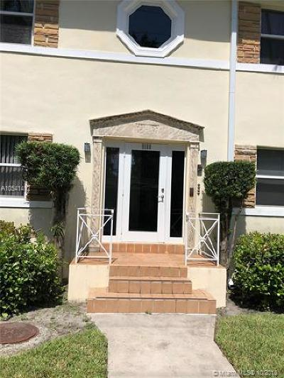 Miami Shores Condo For Sale: 9160 NE 8th Ave #4J
