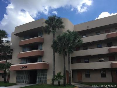 Margate Condo For Sale: 1200 NW 80th Ave #206A