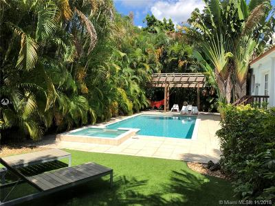 Miami Shores Single Family Home For Sale: 9302 NW 2nd Ct