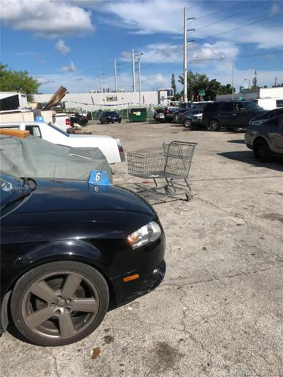 Miami Commercial For Sale: 1125 NW 36th St