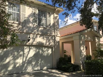 West Palm Beach Condo For Sale: 2100 Tigris Dr #2100