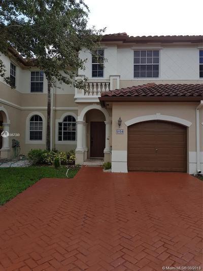 Miramar Condo For Sale: 5056 SW 141st Ave #5056