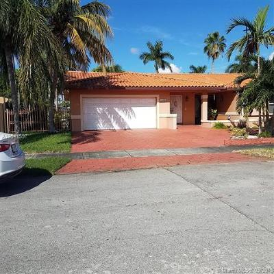 Miami Single Family Home For Sale: 1520 SW 126th Pl
