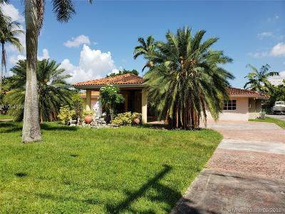 Miami Single Family Home For Sale: 11845 SW 43rd St