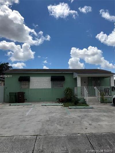 Hialeah Multi Family Home For Sale: 662 E 21st St