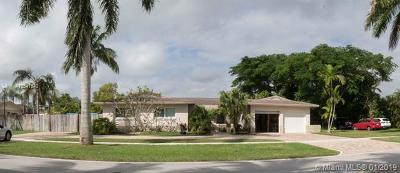 Miami Single Family Home For Sale: 11700 SW 107th Ave