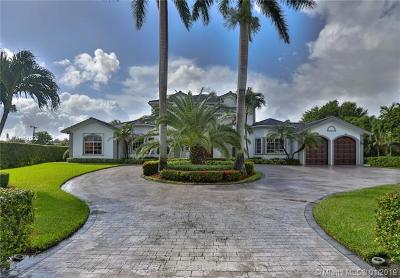Miami Springs Single Family Home For Sale: 1022 Hunting Lodge Dr