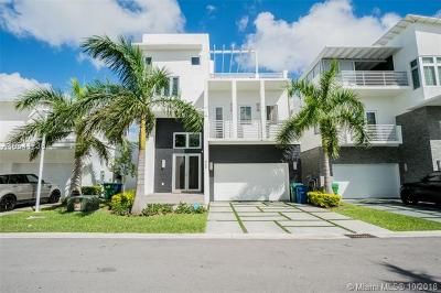 Miami Single Family Home For Sale: 8285 NW 34th Dr