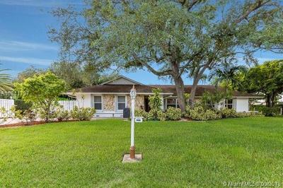 Miami Single Family Home For Sale: 8280 SW 89th St