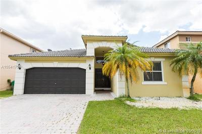 Miramar Single Family Home For Sale: 13236 SW 51st St