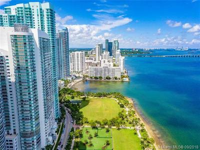 Miami Condo For Sale: 1800 N Bayshore Dr #3010