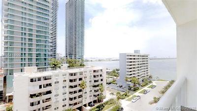 Miami Condo For Sale: 480 NE 30th St #807
