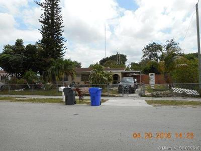 West Park Single Family Home For Sale: 5510 SW 25th Ct