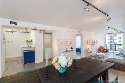 Miami Beach Condo For Sale: 2401 Collins Ave #1704