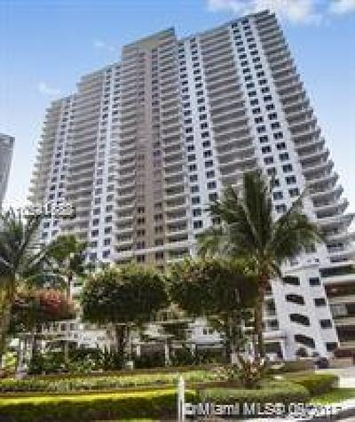 Miami Condo For Sale: 801 Brickell Key Blvd #806
