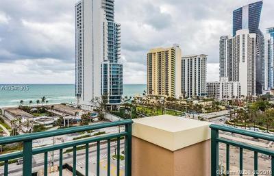 Sunny Isles Beach Condo For Sale: 17555 Atlantic Blvd #1101